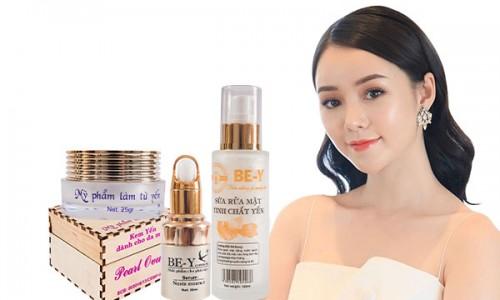 Trọn bộ serum & kem face tổ yến sào đặc trị mụn, thâm và căn mịn da mặt