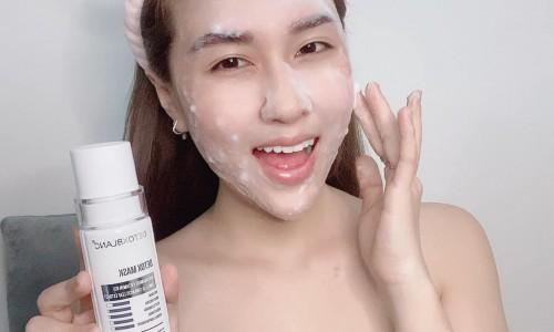 Ma trận hàng thật hàng giả sản phẩm Mặt nạ thải độc trắng da Detox Blanc Mask