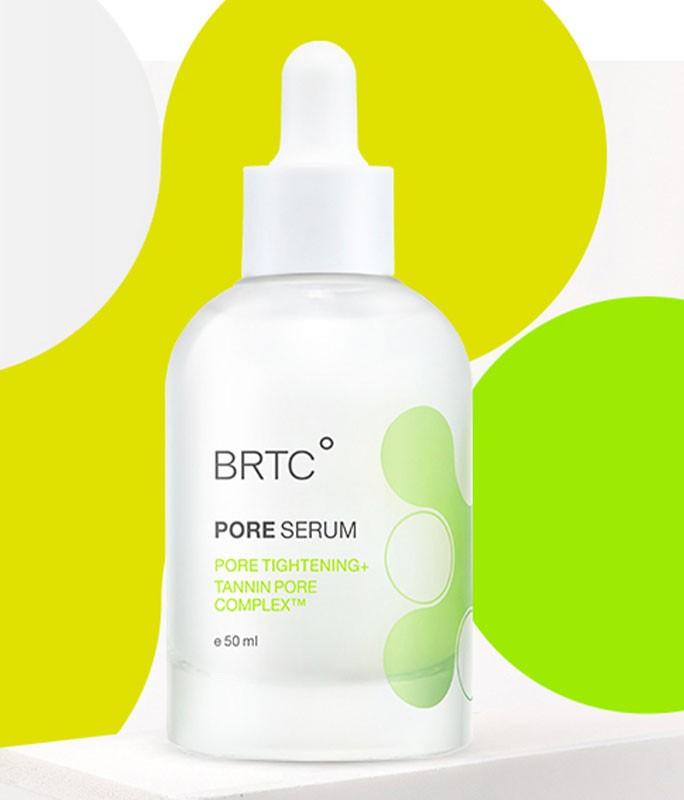 Tinh chất se khít lỗ chân lông BRTC Pore Tightening Serum 50ml