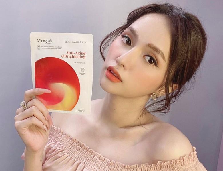 [Review] Mặt nạ sinh học Miung Lab chính hãng - Set 7 Mask có tốt không? Giá bao nhiêu?