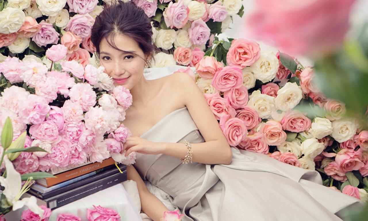 Hoa hồng giúp cơ thể thư giãn và loai bỏ hắc tố da