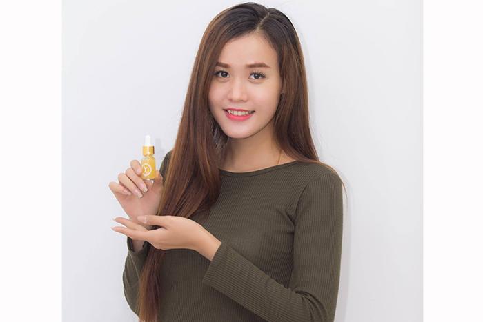 Serum vàng 24k tinh chất yến có tốt không?