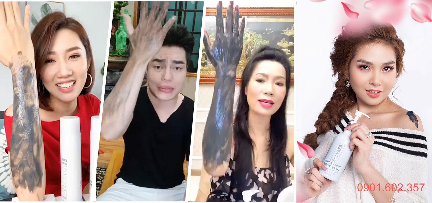 Skin AEC được nhiều hàng ngàn khách hàng vànghệ sĩ Việttin dùng, review đánh giá cao về chất lượng